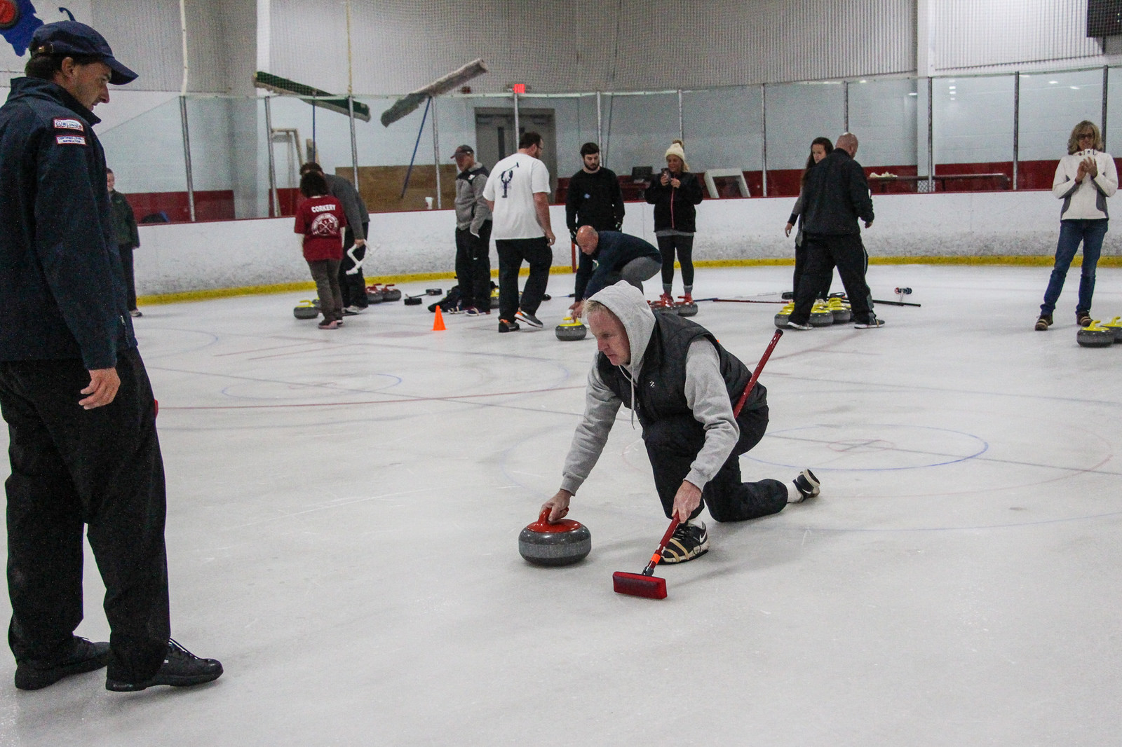 Learn to Curl in December